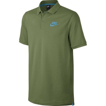 Vêtements Homme Polos manches courtes Nike Matchup Polo Homme Vert vert