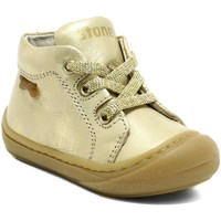 Chaussures Fille Baskets montantes Stone And Bones WAVE 3980 BEIGE