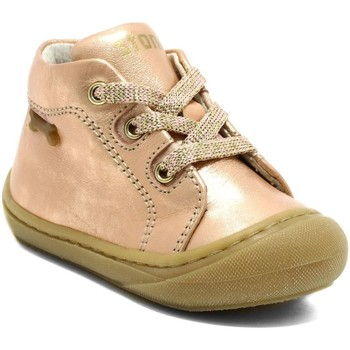 Chaussures Fille Baskets montantes Stone And Bones WAVE 3980 ROSE