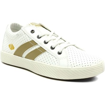 Chaussures Femme Baskets basses Palladium PLFLAMME LOW 75239 OR