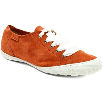 Chaussures Femme Baskets basses PLDM by Palladium GAME SUD 74857 ORANGE