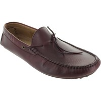 Chaussures Homme Mocassins Hudson Felipe rouge