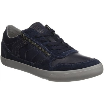 Chaussures Homme Baskets mode Geox u82r3c bleu
