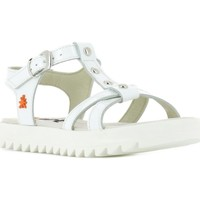 Chaussures Fille Sandales et Nu-pieds The Art Company A316 CHAROL WHITE/ATENAS Blanc