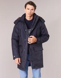 Vêtements Homme Parkas Aigle BELLOCK Marine