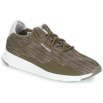 Chaussures Homme Baskets basses Le Coq Sportif SOLAS PREMIUM olive night/galet