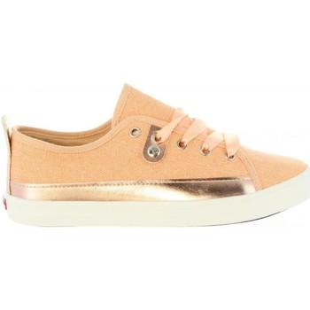 Chaussures Femme Baskets basses Lois Jeans 61134 R1 Beige