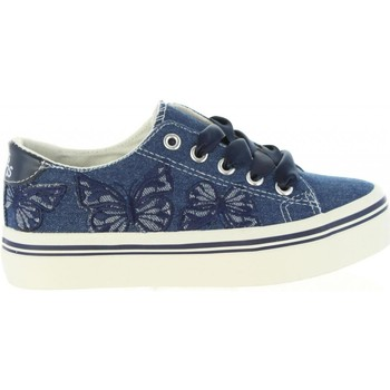 Chaussures Fille Baskets basses Lois Jeans 60069 Azul