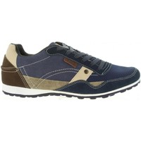 Chaussures Homme Baskets basses Lois Jeans 84003 Azul