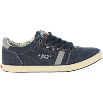 Chaussures Homme Baskets basses Lois Jeans 61003 Azul