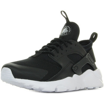 Chaussures Enfant Baskets basses Nike Air Huarache Run Ultra (GS) noir