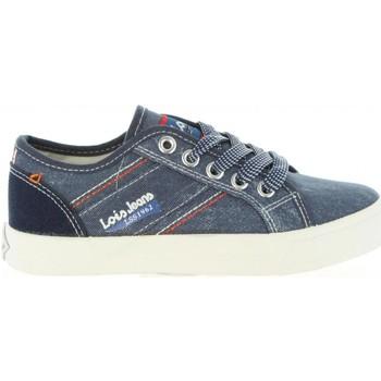 Chaussures Enfant Baskets basses Lois Jeans 60050 Azul
