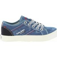 Chaussures Enfant Baskets basses Lois 60050 Azul