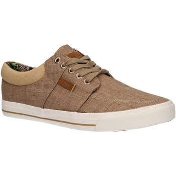 Chaussures Homme Baskets basses Lois Jeans 61007 Beige