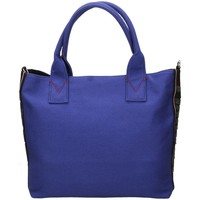 Sacs Femme Cabas / Sacs shopping Pinko BAG IN CANVAS bleu