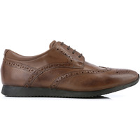 Chaussures Homme Derbies Heyraud basket calgary Marron