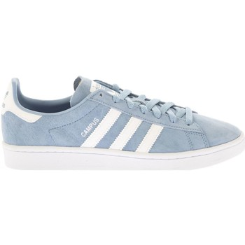 Chaussures Homme Baskets mode adidas Originals BASKET CAMPUS BLANC/BLEU