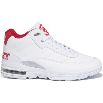 Chaussures Homme Baskets mode Philipp Plein Sport Baskets Montantes Msc0297 Malone  - les BLANCS