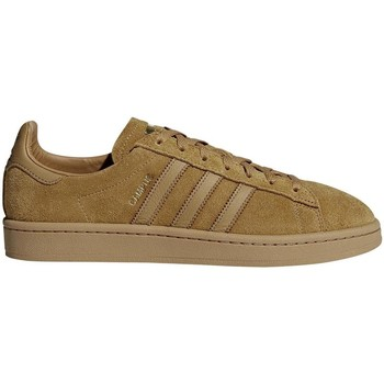 Chaussures Homme Baskets basses adidas Originals ZAPATILLAS  CAMPUS Beige