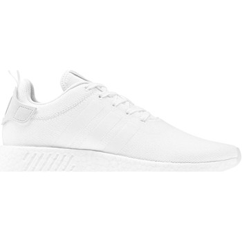 Chaussures Homme Baskets basses adidas Originals ZAPATILLAS  NMD R2 Blanc