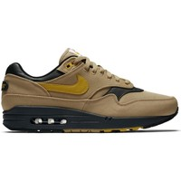 Chaussures Homme Baskets basses Nike ZAPATILLAS  AIR MAX 1 PREMIUM Beige
