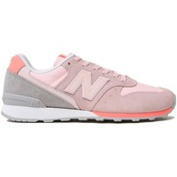 Chaussures Femme Baskets basses New Balance WR996ST Zapatillas Mujer Coral Corail