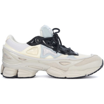 Chaussures Homme Baskets basses Adidas By Raf Simons Basket  Ozweego III blanche et noire Blanc