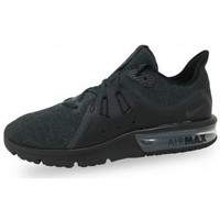 Chaussures Homme Baskets basses Nike Chaussures  Air Max Sequent 3 homme noir