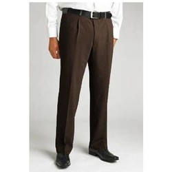 Vêtements Homme Chinos / Carrots Kebello Pantalon marron