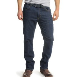 Vêtements Homme Jeans Lee Jean  Brooklyn Stonewash bleu