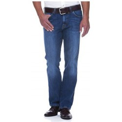 Vêtements Homme Jeans Wrangler Jean  Arizona Burnt bleu