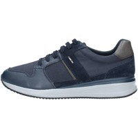 Chaussures Homme Baskets basses Geox U820GA8511 Basket Homme Navy Navy