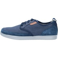 Chaussures Homme Baskets basses Geox U822CBNB22 Basket Homme Blue Blue