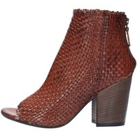 Chaussures Femme Low boots Looking 800017 Bottes et bottines Femme Leather Leather