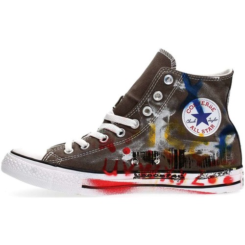160444c Hu Converse Sneakers Unisexe Limited Ct Charcoal Edition odxCreB