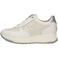 Chaussures Femme Baskets basses Liu Jo L4A4-00342-0075 Sneakers Femme Blanc Blanc