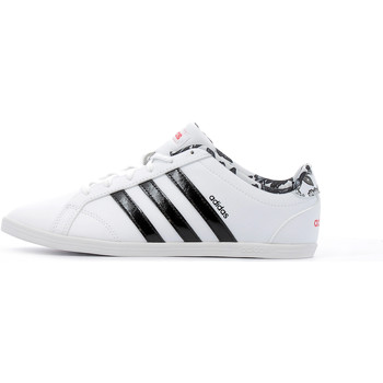Chaussures Femme Baskets basses adidas Performance Coneo QT W Blanc