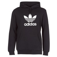 Vêtements Homme Sweats adidas Originals TREFOIL HOODIE Noir