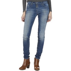 Vêtements Femme Jeans Please Jeans SlimStone used STONE USED