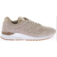 Chaussures Homme Baskets mode New Balance BASKET ML840 D BEIGE