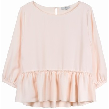 Vêtements Femme Tops / Blouses Frnch Top corinna Rose