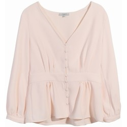 Vêtements Femme Tops / Blouses Frnch Top cilya Rose