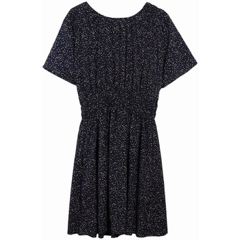 Vêtements Femme Robes Frnch Robe amance Bleu marine