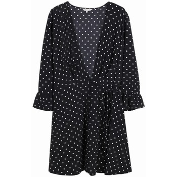 Vêtements Femme Robes Frnch Robe anahi Noir