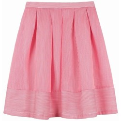 Vêtements Femme Jupes Frnch Jupe erica Rose rouge