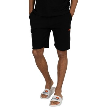 Vêtements Homme Shorts / Bermudas Ellesse Homme Short en molleton Noli Fleece, Noir noir