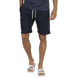Vêtements Homme Shorts / Bermudas Ellesse Homme Short en molleton Noli Fleece, Bleu bleu