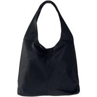 Sacs Femme Sacs porté épaule Oh My Bag Sac à main bandoulière femme en cuir souple bleu BLEU