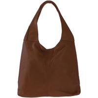 Sacs Femme Sacs porté épaule Oh My Bag Sac à main bandoulière femme en cuir souple marron MARRON