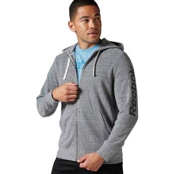 Vêtements Homme Sweats Reebok Sport Big Logo French Terry Gris